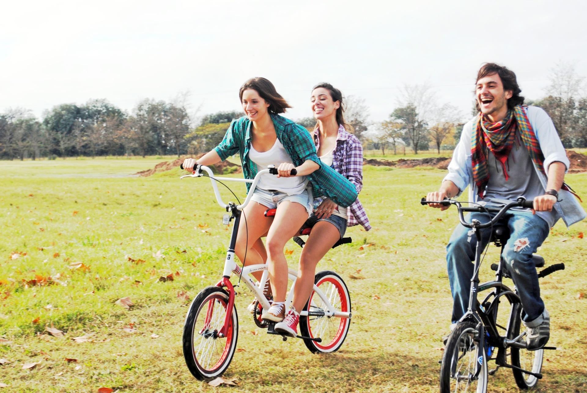 Duetta, la bici para compartir