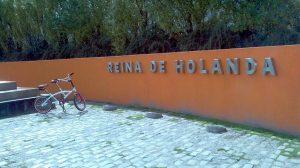 En la Embajada de Holanda